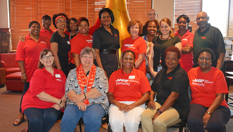 Get to know AARP in Louisville